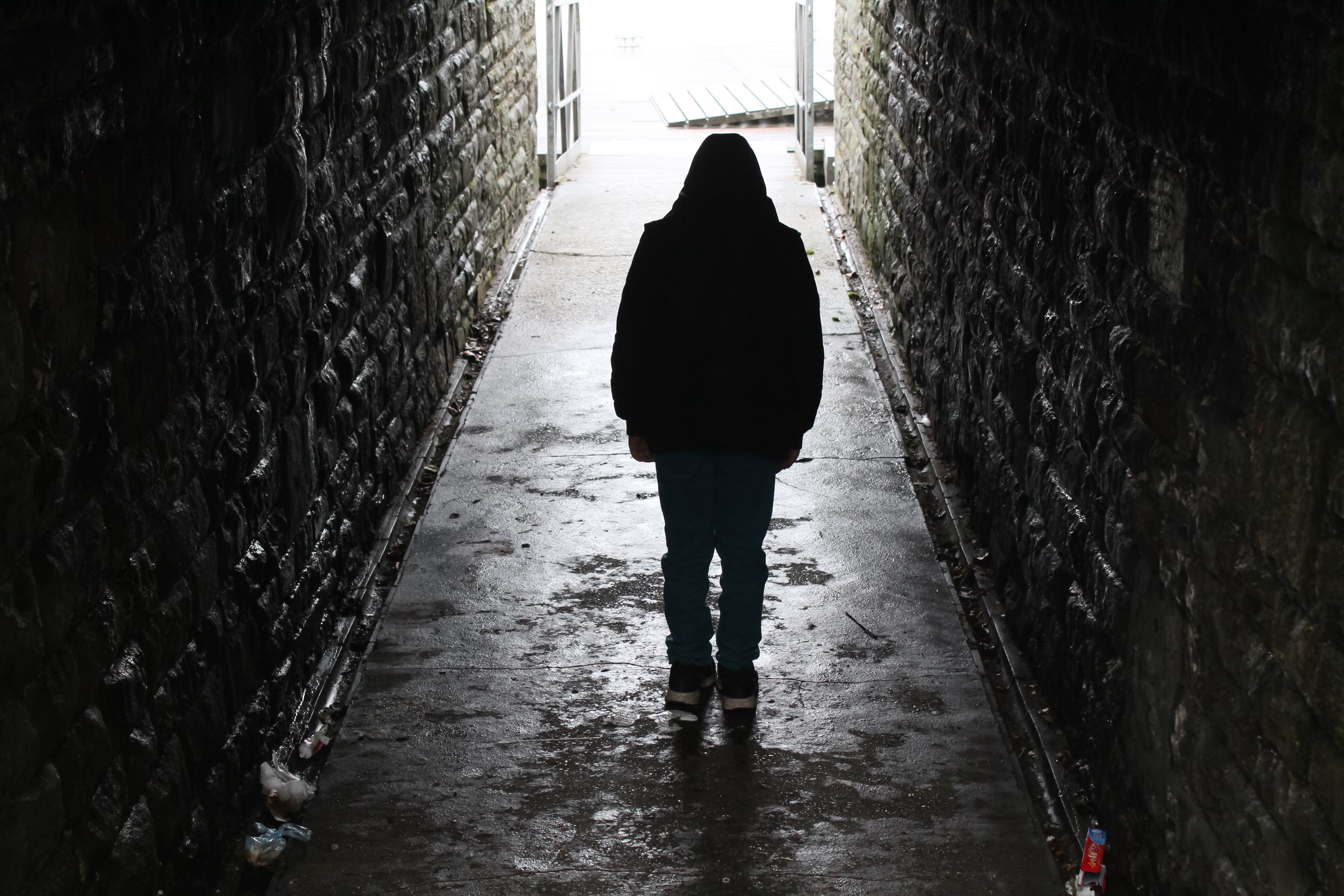 homelessness can often be the door into a life of sex trafficking.