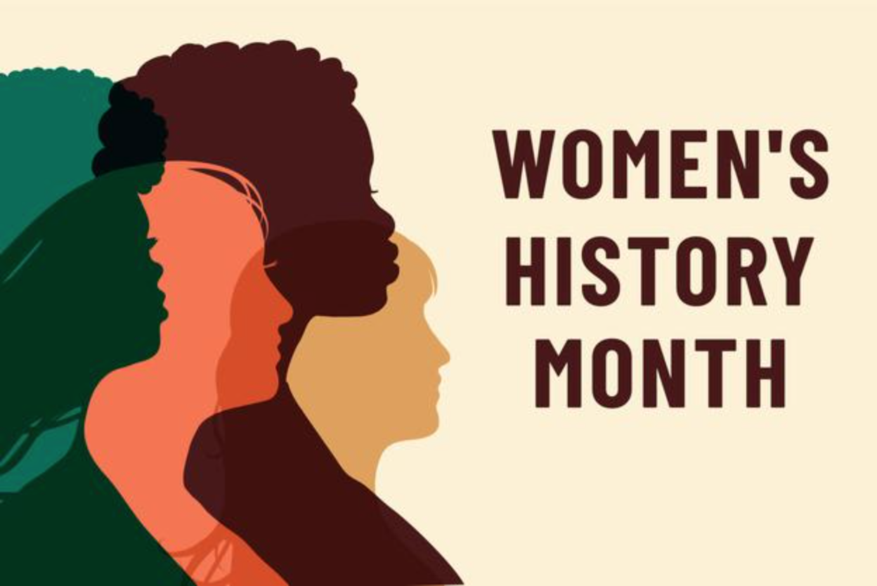 Celebrating Women's History Month!
